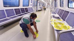 Etikete basamayan diğer treni beklesin