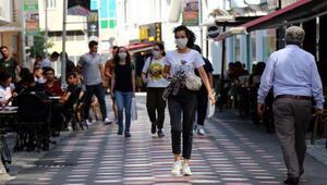 Boluda 3 ayda 2 bin 377 kişiye maske cezası