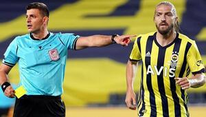 Son Dakika | Fenerbahçede Caner Erkin çok öfkelendi Sessiz maçta herkes duydu...