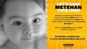 Mesut Özilden SMA hastası Metehan bebek için yardım çağrısı
