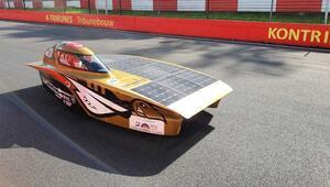 İTÜnün güneş arabası Avrupadan dereceyle döndü