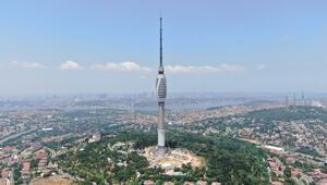 Çamlıca Kulesi tek noktadan 100 radyo yayını veriyor