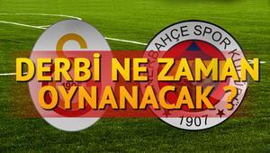 Galatasaray Fenerbahçe derbi maçı ne zaman oynanacak