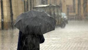Doğu Anadoluda 6 ilde yağış bekleniyor