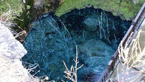 Yeraltında 2 milyon yılda oluşan cennet: Kaklık Mağarası