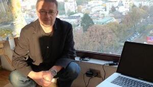Karaköyde Amerikalı gazeteci ölü bulundu