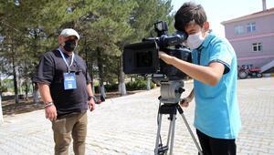 Köy okulları kamerayla tanışıyor