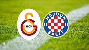 Galatasaray Hajduk Split maçı ne zaman Galatasaray Avrupa arenasında