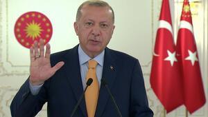 Son dakika haberler... Cumhurbaşkanı Erdoğandan BMye Doğu Akdeniz çağrısı