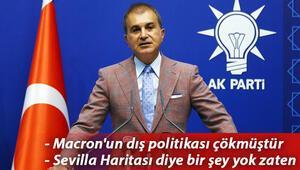 Son dakika haberi: AK Parti Sözcüsü Ömer Çelikten önemli açıklamalar