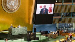 Son dakika haberi: Cumhurbaşkanı Erdoğanın eleştirileri İsraili rahatsız etti Büyükelçi salonu terk etti