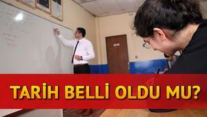 Liseler ve ortaokullar için okullar ne zaman açılacak 9. 10. 11. ve 12. sınıflar için MEB son dakika açıklaması