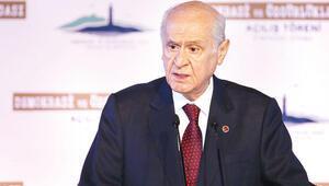 Bahçeli'den Kılıçdaroğlu'na tepki: Yalan makinesine bağlanıp konuşsaydı