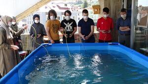 Trabzonlu öğrenciler insansız su altı araçlarıyla TEKNOFEST'te yarışacak