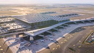 İstanbul Havalimanı Çin Dostu Havalimanı belgesine layık görüldü