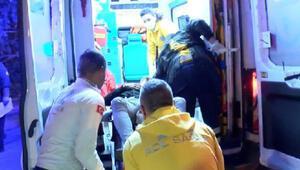 Ankarada amca ve yeğeni silahlı kavgada yaralandı