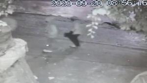 İstanbulda iş yerindeki kasadan 350 bin lira çalan hırsızlar kamerada