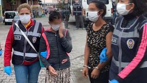 Kamyoncuları hedef alıyorlardı... Şafak operasyonuyla gözaltına alındılar