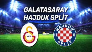 Galatasaray Hajduk Split maçı ne zaman, saat kaçta, hangi kanaldan canlı yayınlanacak