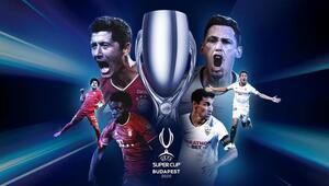 1.1 milyar avroluk final UEFA Süper Kupa...