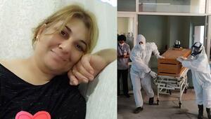 Ebe, tayin işlemi için geldiği Alanyada koronavirüsten öldü
