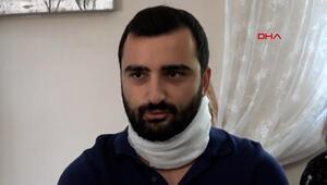 Jiletli saldırıya uğrayan doktor yaşadığı dehşeti anlattı