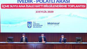 İvedik-Polatlı hattı 24 ayda tamamlanacak