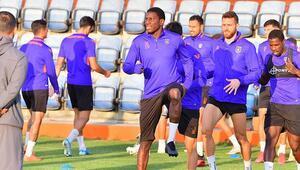 Medipol Başakşehirde Fatih Karagümrük maçı hazırlıkları