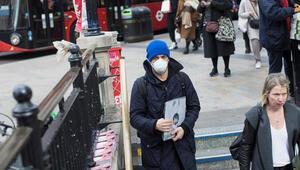 İngilterede koronavirüsle ilgili korkutan rakamlar