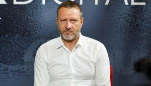 Hajduk Split Teknik Direktörü Hari Vukas: Galatasarayın kalitesini tartışmaya gerek yok