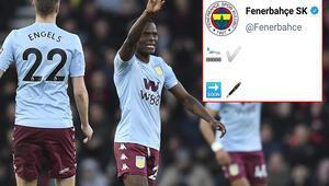 Son dakika transfer haberi: Fenerbahçede Mbwana Samatta transferi bitti.. Artık İstanbulda