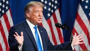 Trumptan çok konuşulacak seçim açıklaması Demokratlar, sistemde hile yapmak için Kovid-19u kullanıyor