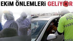 Son dakika haberi: Koronavirüse karşı ekim önlemleri geliyor 1 yıla kadar hapis cezası..