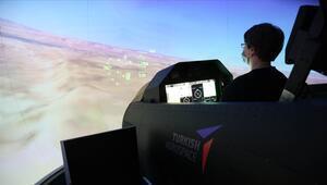 Hürjet simülatörü Teknofestte ilk kez boy gösterecek