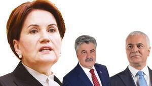 Son dakika: İYİ Parti'de genel başkan yardımcıları kapıştı
