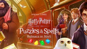 Harry Potter: Puzzles & Spells telefonlara geldi