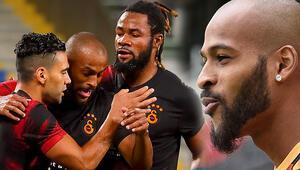 Galatasarayda son dakika transfer haberi | Marcaonun son maçı Romaya transfer...