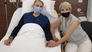 Şiddetli ağrıyla gitti, karnında 6 santimlik yırtık belirlendi