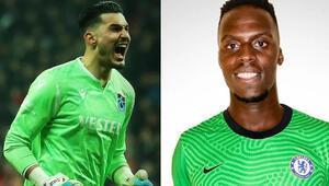 Son dakika | Chelsea, Rennesden Edouard Mendyyi transfer etti Trabzonsporlu Uğurcan Çakır...