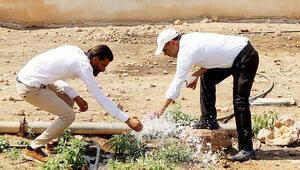 Tel Abyadda 138 köy, yıllar sonra suya kavuştu