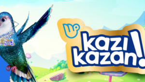 Kazı Kazan oyununda 20 TL ile 1 milyon TL büyük ödül kazandı