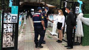 Bursada koronavirüs tedbirlerine uymayan iş yerlerine 97 bin lira ceza