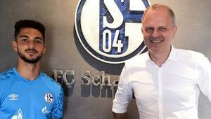 Schalke04'ten Kerim Çalhanoğlu'na profesyonel sözleşme