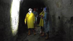 Safranboluda, 4 asırlık tüneller turizme kazandırılacak