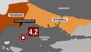 Son dakika: İstanbulda 4.2 büyüklüğünde deprem meydana geldi.. Uzman isimler depremi böyle yorumladı