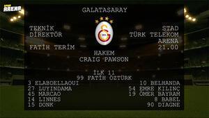 Galatasaray - Hajduk Split Maçı Canlı Anlatım İzle