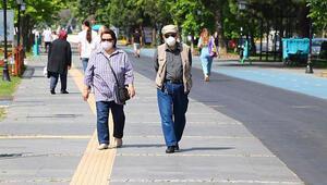 Valilik duyurdu O ilde 65 yaş üstüne sokağa çıkma kısıtlaması