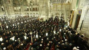 25 Eylül cuma hutbesi Diyanet tarafından yayınlandı Cuma hutbesinin konusu: Cami ve İlim
