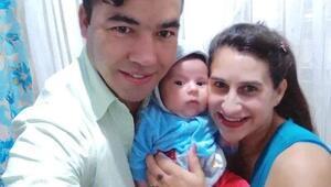 Brezilya'da kıskanç koca eşini zehirledi, eşinin emzirdiği bebeği de yaşamını yitirdi