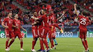 Son Dakika | UEFA Süper Kupada şampiyon Bayern Münih Sevilla 2 golle yıkıldı
